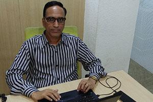 Mr. Kiran Jadhav